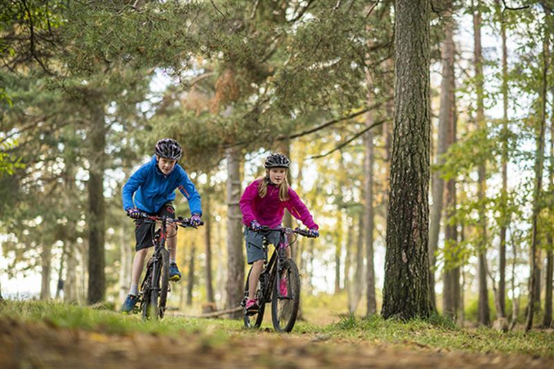 Velg lettvekt sykkel til barn